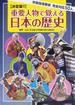 重要人物で覚える日本の歴史 学習指導要領完全対応50人 決定版!!