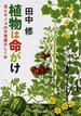 植物は命がけ 花とキノコの不思議なしくみ(中公文庫)