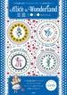 Alice in Wonderland 豆皿 mame dish BOOK