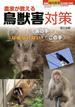 農家が教える鳥獣害対策 2018年 07月号 [雑誌]