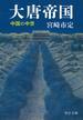 大唐帝国 中国の中世 改版