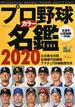 プロ野球カラー名鑑 2020(B.B.MOOK)