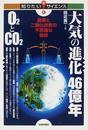 大気の進化46億年O2とCO2 酸素と二酸化炭素の不思議な関係