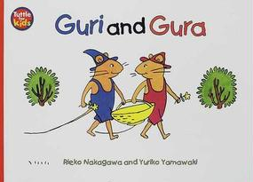 ぐりとぐら Guri and Gura 英語版 (Tuttle for kids)