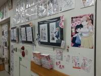 【B1Fコミック】「さわらせてっ!あみかさん」2巻(トフ子/芳文社)刊行記念複製原画展