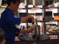 【アーカイヴ】 第91回 丸善ゼミナール 「葡萄界への誘い vol.16」 ~オトナの自由研究  ワインの香り実験室~