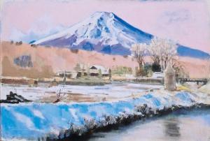 赤平浩一・健二油彩画展  ―静と動の世界―