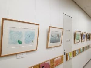【8F児童書】『ミジンコでございます』(フレーベル館)山村浩二原画展