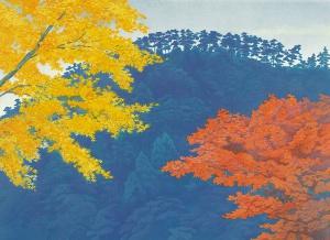 生誕110年 版画による東山魁夷の全貌展