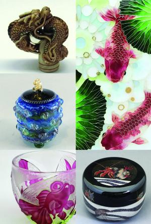 掌中之寶(ショウチュウノタカラ)-現代細密工芸展-