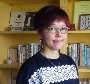 サイエンス・カフェ「自分の顔が好きですか?顔を知ろう」中央大学教授・山口真美さんトークイベント