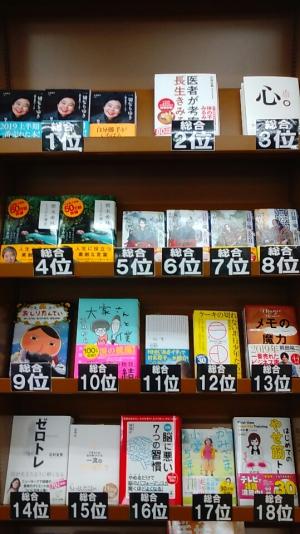 丸善天文館店、今年もっとも売れた本は!?