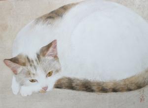 -オンナゴコロと春模様-女流日本画五人展