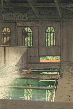 ―新版画の美「巴水」命名110年― 川瀬巴水 木版画展