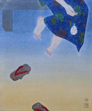 ○納涼妖画展