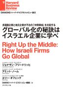 グローバル化の秘訣はイスラエル企業に学べ