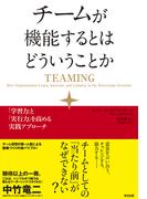 チームが機能するとはどういうことか ― 「学習力」と「実行力」を高める実践アプローチ