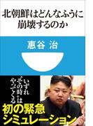 【シリーズ】北朝鮮はどんなふうに崩壊するのか(小学館101新書)