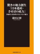 驚きの地方創生「日本遺産・させぼの底力」―多様性と寛容性が交じり合う魅力
