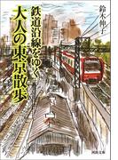 鉄道沿線をゆく 大人の東京散歩