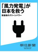 「風力発電」が日本を救う 青森発のグリーンパワー