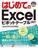 はじめてのExcelピボットテーブル Excel 2013/2010対応