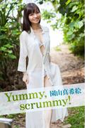 園山真希絵 Yummy  scrummy!【image.tvデジタル写真集】