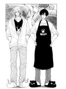 しあわせごはん-槇と花澤-
