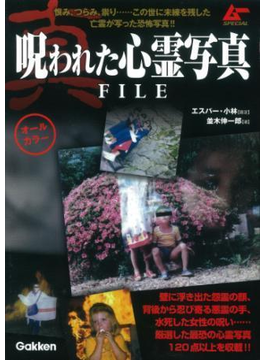 真・呪われた心霊写真FILE