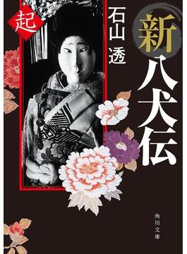 新八犬伝(角川文庫)