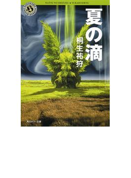 夏の滴(角川ホラー文庫)