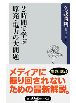 2時間で学ぶ原発・電力の大問題(角川oneテーマ21)