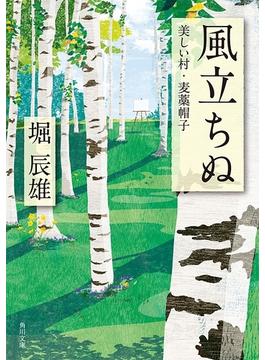 風立ちぬ・美しい村・麦藁帽子(角川文庫)