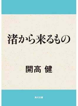 渚から来るもの(角川文庫)