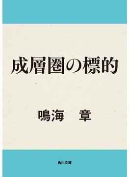 成層圏の標的(角川文庫)