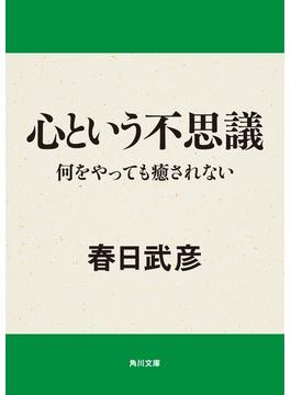 心という不思議 何をやっても癒されない(角川文庫)