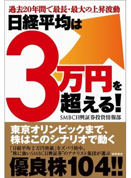 過去20年間で最長・最大の上昇波動 日経平均は3万円を超える!