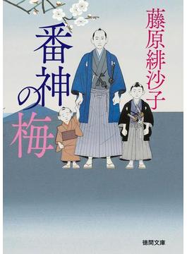番神の梅(徳間文庫)