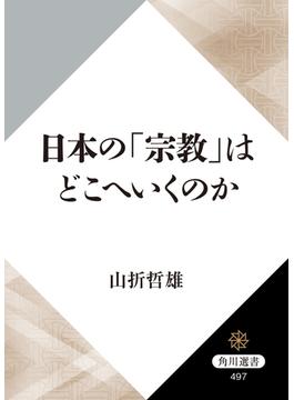 日本の「宗教」はどこへいくのか(角川選書)
