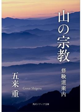 山の宗教 修験道案内(角川ソフィア文庫)