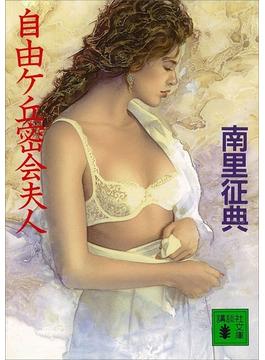 自由ケ丘密会夫人(講談社ノベルス)