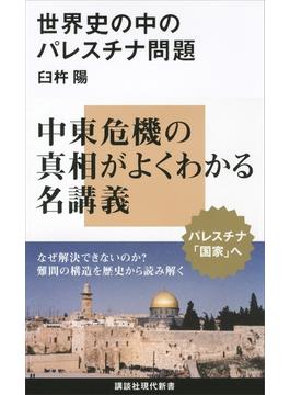 世界史の中のパレスチナ問題(講談社現代新書)