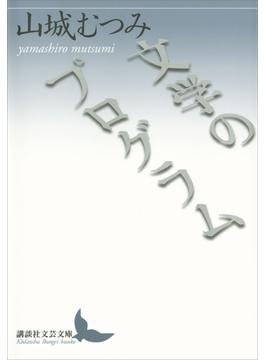文学のプログラム(講談社文芸文庫)
