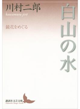 白山の水 鏡花をめぐる(講談社文芸文庫)