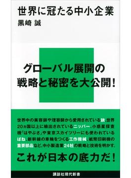 世界に冠たる中小企業(講談社現代新書)