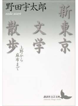 新東京文学散歩 上野から麻布まで(講談社文芸文庫)