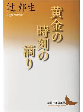 黄金の時刻の滴り(講談社文芸文庫)