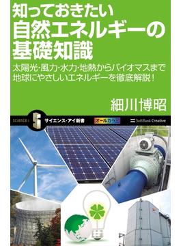 知っておきたい自然エネルギーの基礎知識(サイエンス・アイ新書)