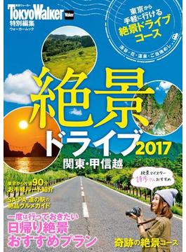 絶景ドライブ2017 関東・甲信越(ウォーカームック)