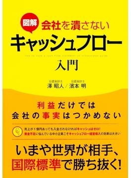 図解 会社を潰さないキャッシュフロー入門(中経出版)